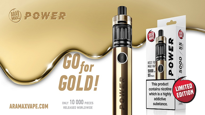 Aramax Gold Power 5000 mAh