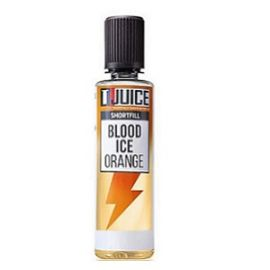 T-Juice Shortfill 50ml Blood Ice Orange