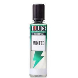 T-Juice Shortfill 50ml Minted