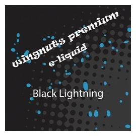 Wingnuts Shortfill Black Lightning 80ml