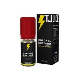 10ml T-Juice Colonel Custard