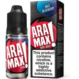 Aramax Max Blueberry 10ml
