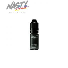 Nasty 10ml Salt Silver 20mg
