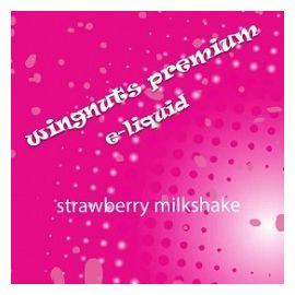 Wingnuts Strawberry Milkshake
